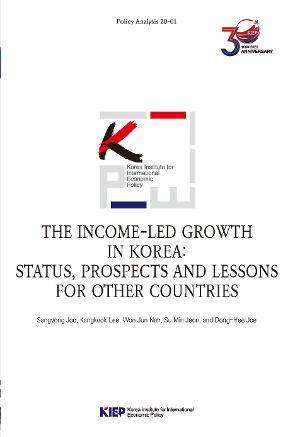 The Income-led Growth in Korea: Status, Prospects and Lessons for Other Countries